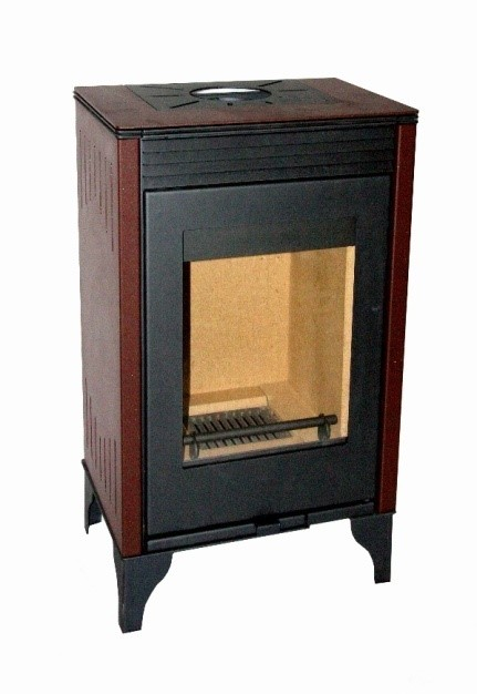 Alpine-1 fireplace heater