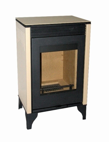 Alpine-2 fireplace heater