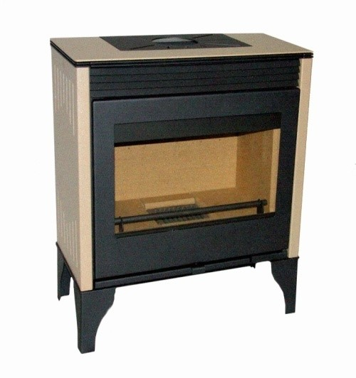 Barrow-1 fireplace heater