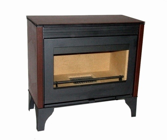 Barrow-2 fireplace heater