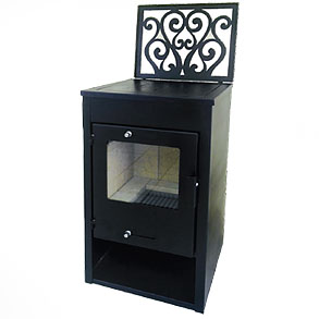 Comfort-C fireplace heater